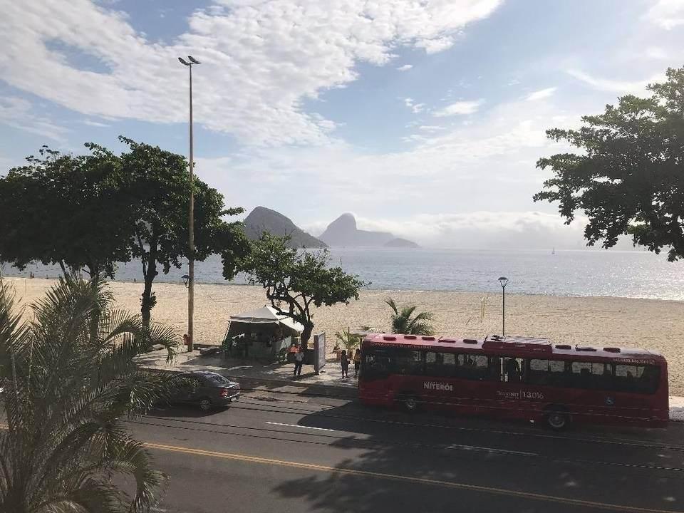 More de frente para a Praia de Icaraí