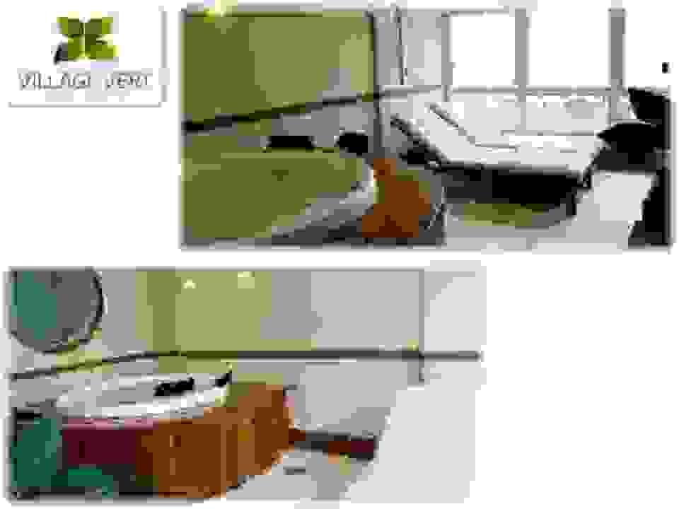 Cobertura Duplex na Freguesia