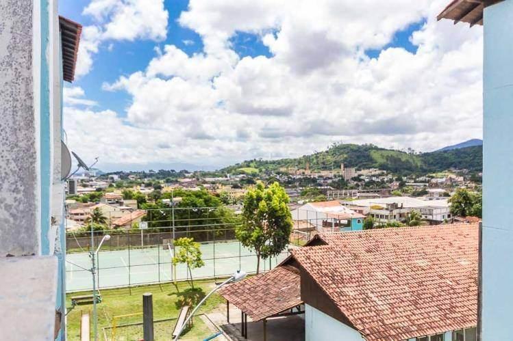 Apto 55m2 - Campo Grande - RJ - Pronto para morar