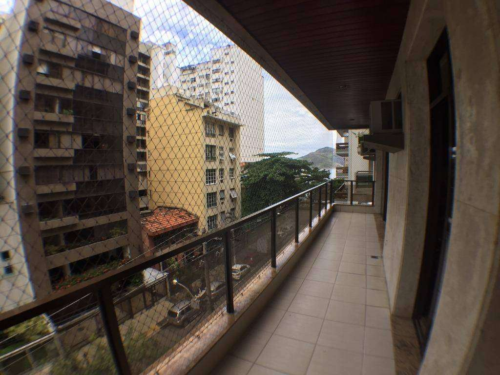 4 quartos na Rua Pereira Nunes