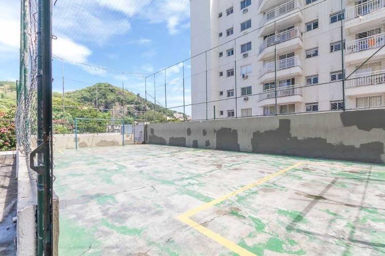 Apto 55 m2 - Maracanã-RJ - 2 quartos - Pronto para morar