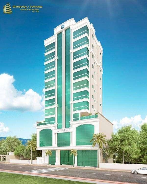 Apartamento em construção em Meia Praia