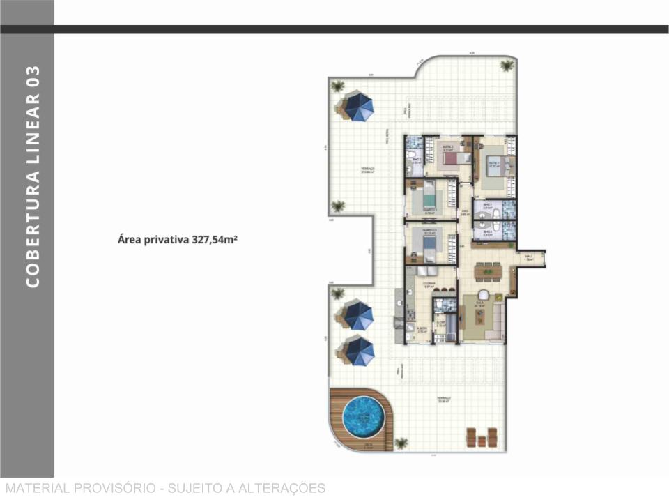 Apartamentos únicos estilo casa!