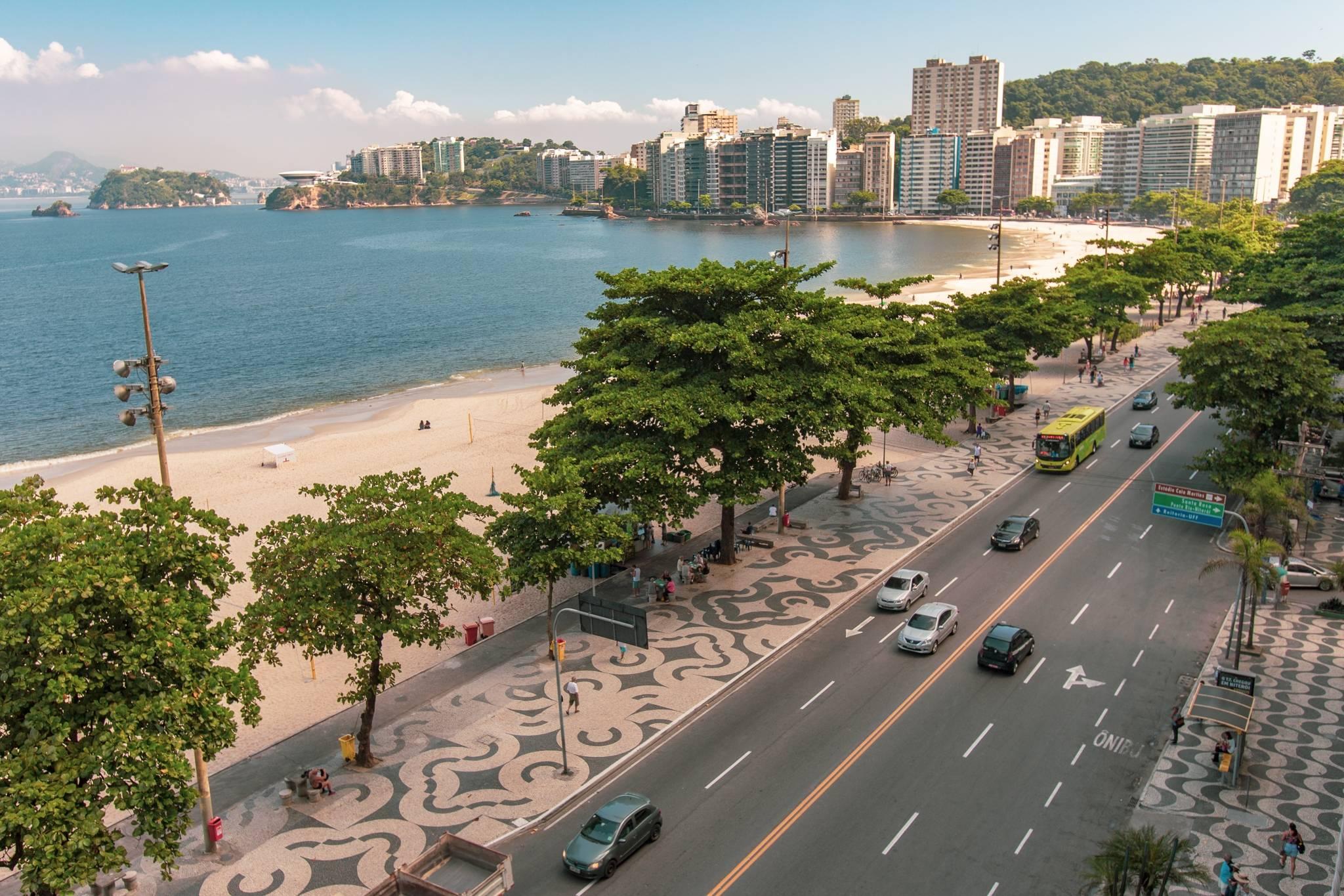 Mr Cunditt - Praia de Icaraí