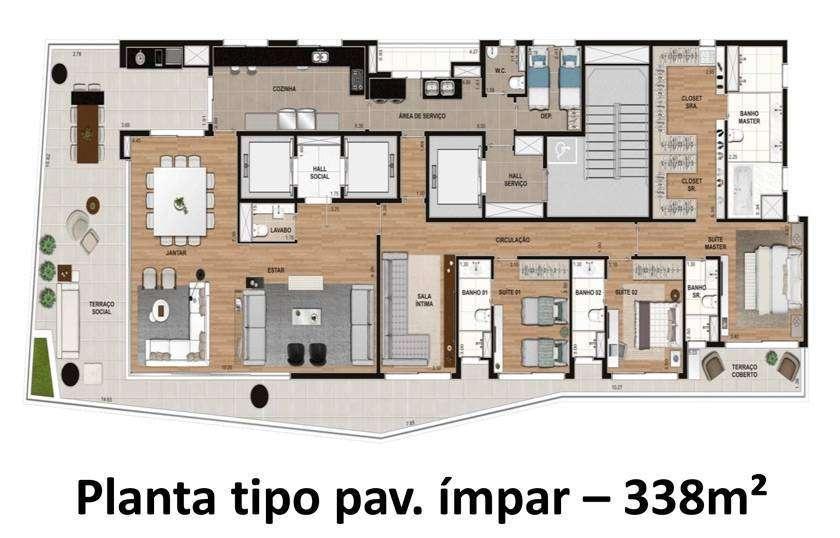 MN 15 IBIRAPUERA